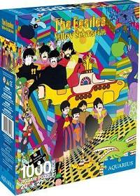 The Beatles-Yellow Submarine - 1000 Teile Puzzle