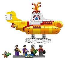 Lego: Beatles Yellow Submarine