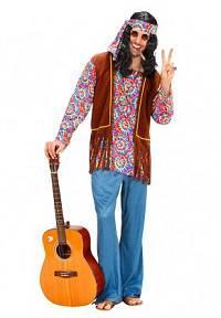 klassisches hippie kostüm chill out für herren